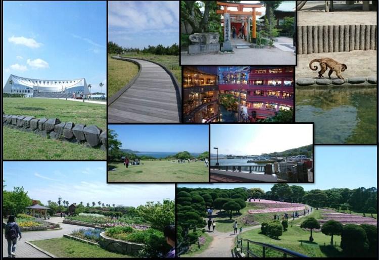 【遊記】日本北九州六日遊 DAY3-海之中道-能古島-博多運河城