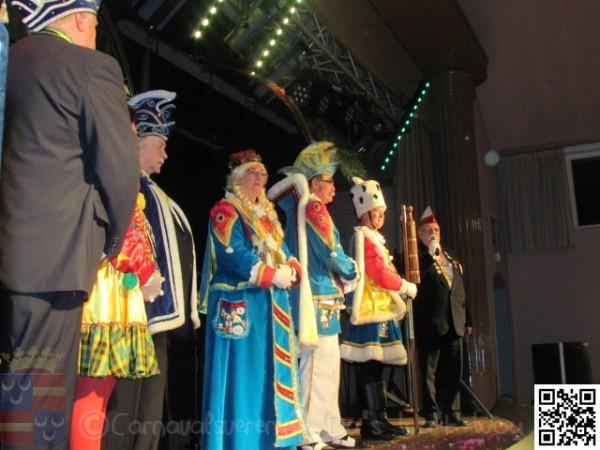 Carnaval in Wezemaal (Belgie)