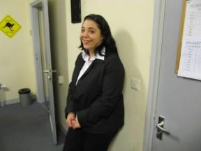 Nieuw Raadslid Anita