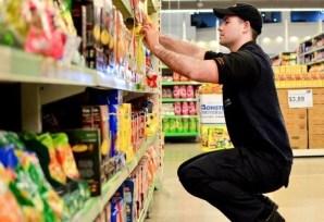 empregos em brasilia Repositor de Mercadorias