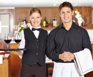 Atendente – Restaurante
