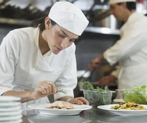 Ajudante de Cozinha – Nutrição