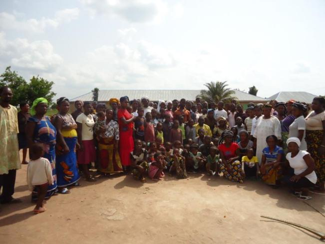 125 participants at the Vocational Empowerment Development program