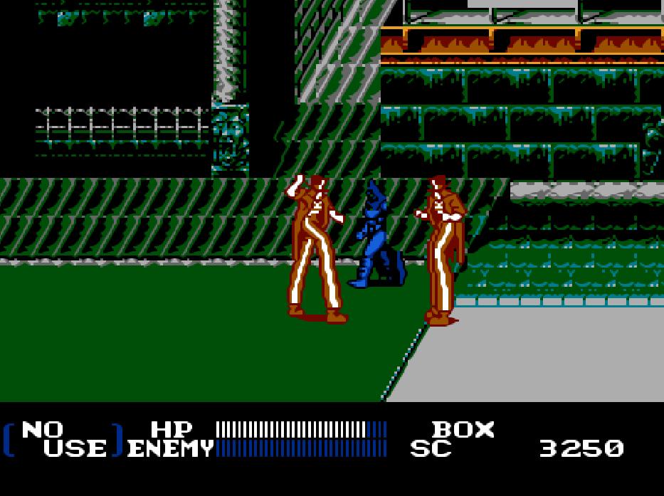 Game NES Batman III (Batman Returns)
