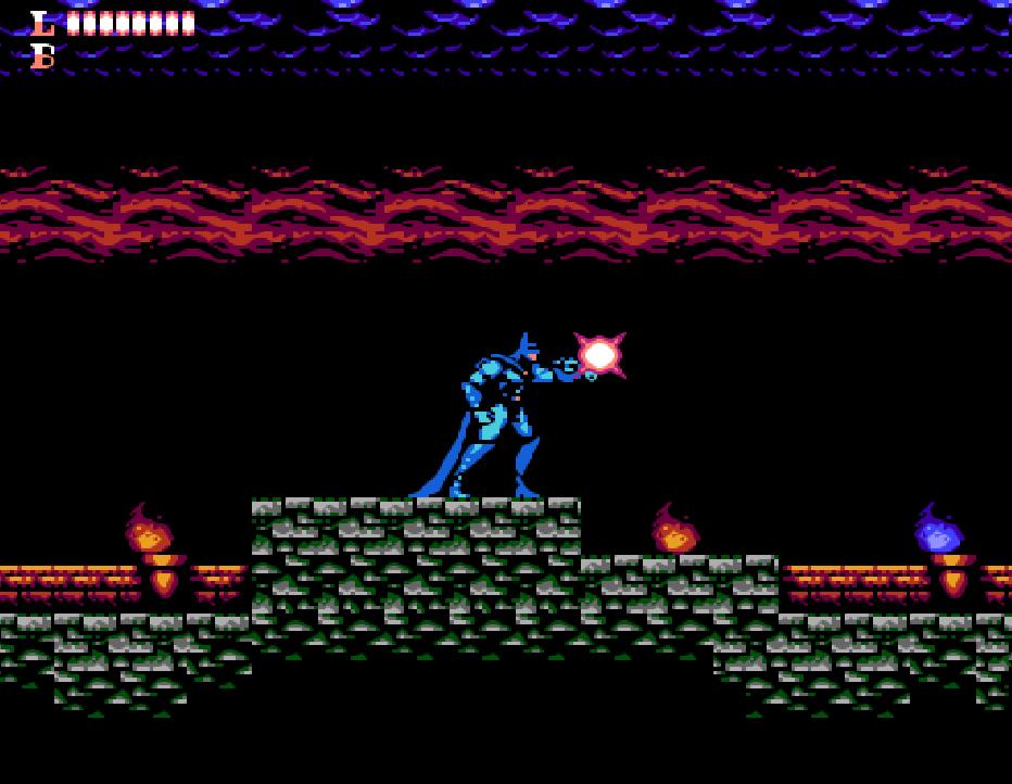 NES Game Batman - Return Of The Joker