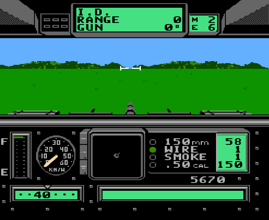 Game NES phần 2 Battle Tank