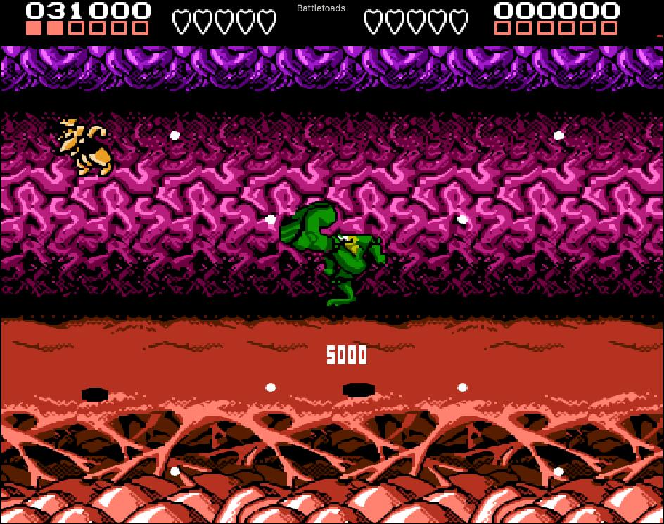 Game NES Battletoads