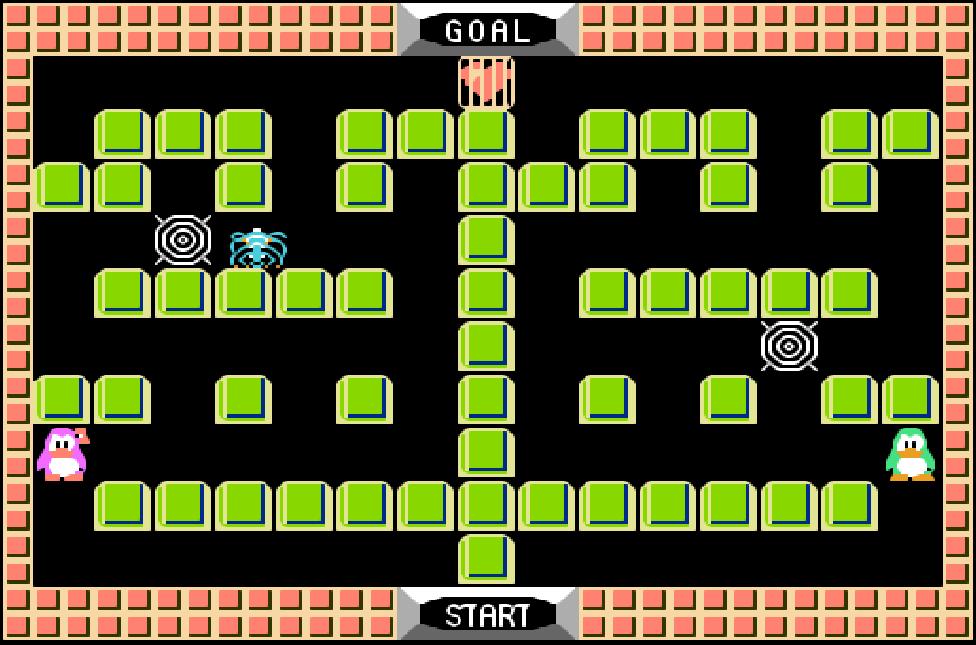 Binary Land game nes phần 2