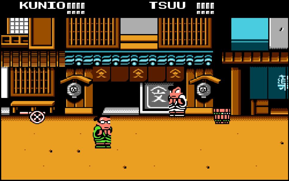 Downtown Special - Kunio-kun no Jidaigeki Dayo Zenin Shuugou!