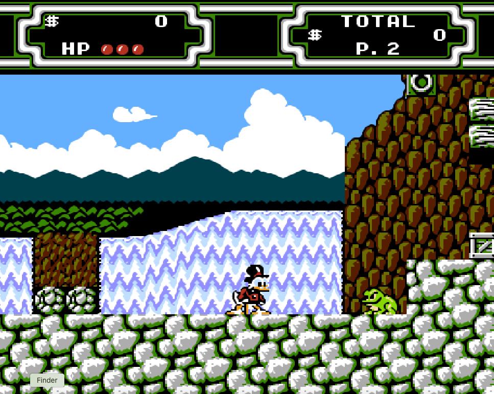 Duck Tales 2 phần 5 của bài tổng hợp game nes