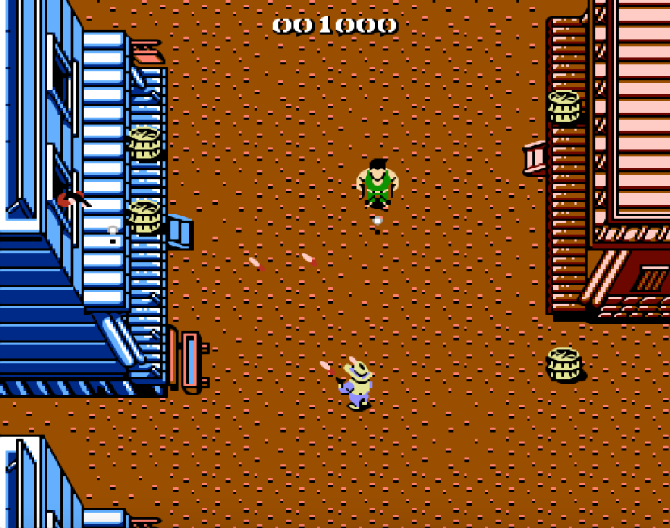 Gun.Smoke game nes phần 7