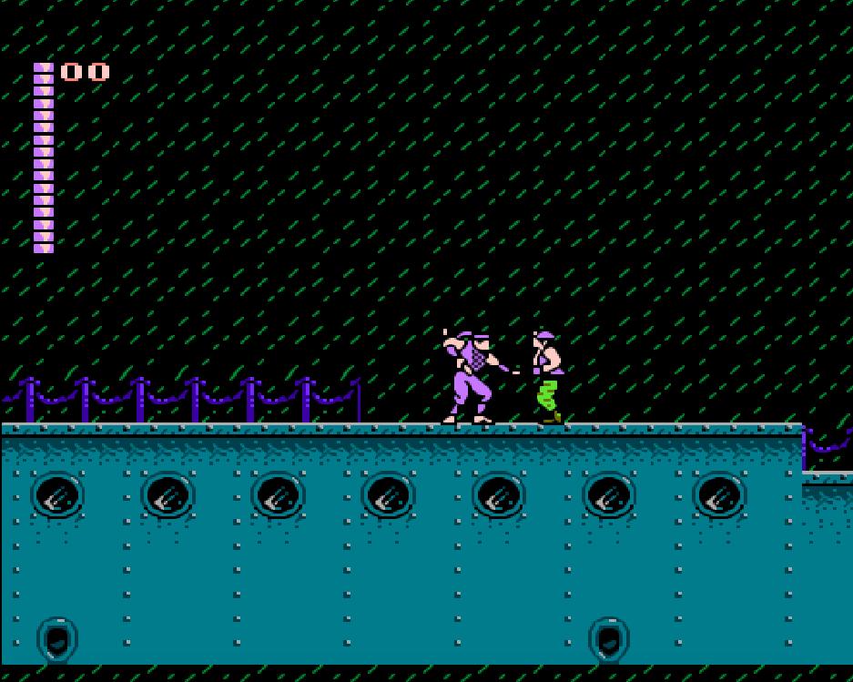 game NES phần 9 Kage