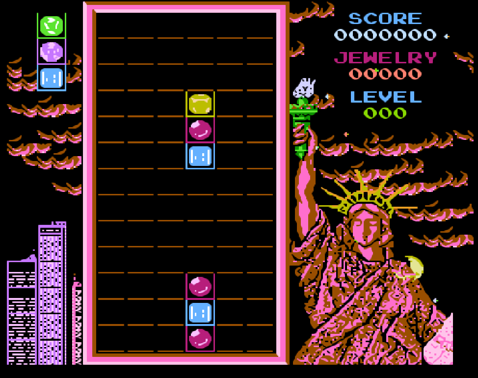 game nes phần 11 magic jewelry