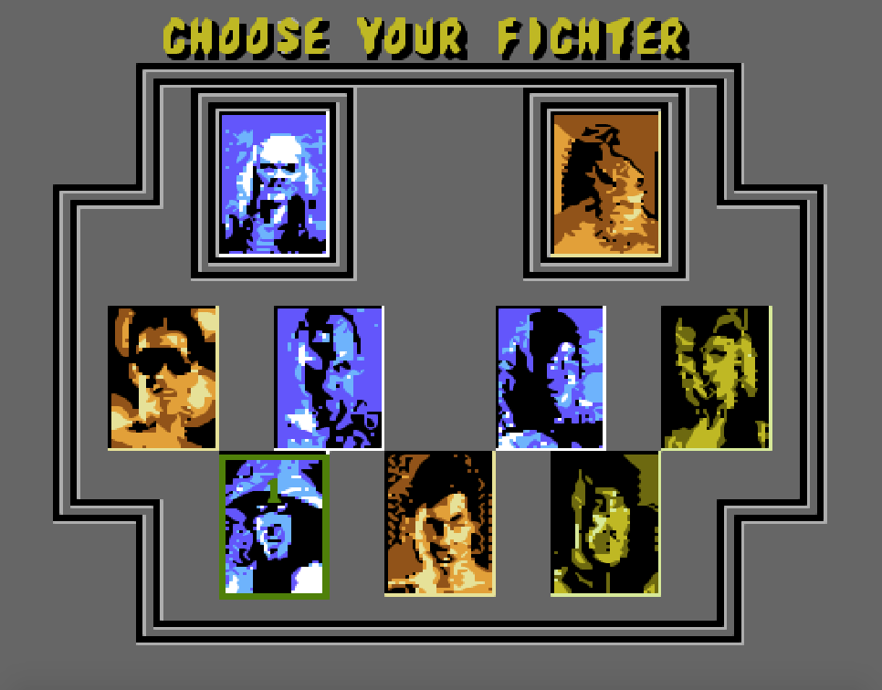 Game Mortal Kombat II