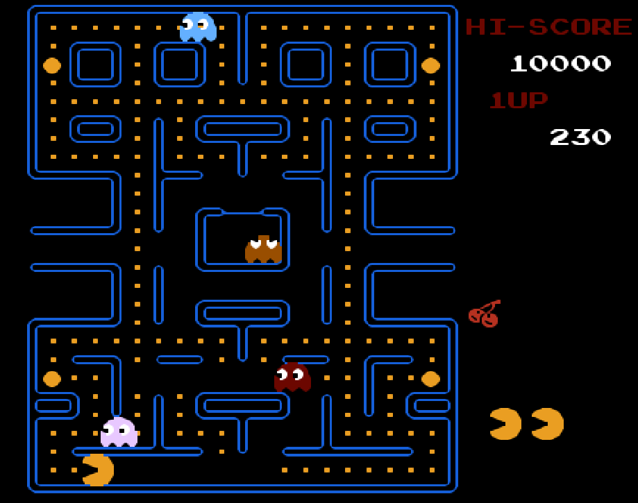 Game NES phần 14 Pac-Man