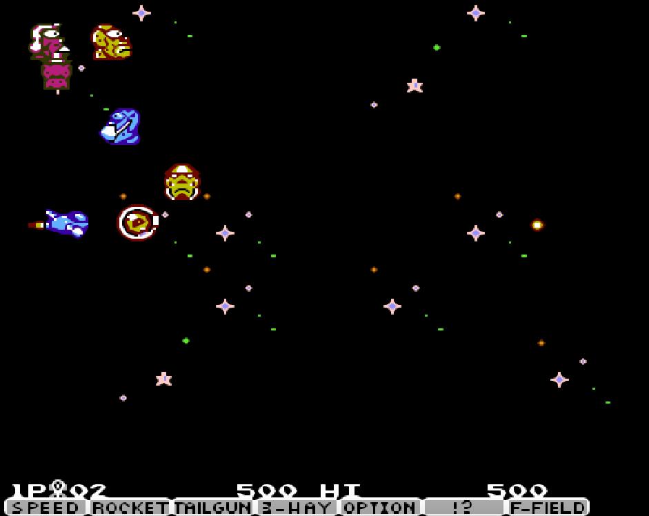 game NES phần 14 Parodius