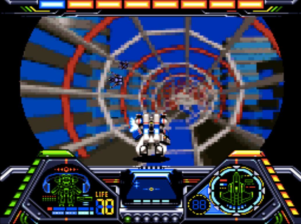 SNES game phần 1 Accele Brid