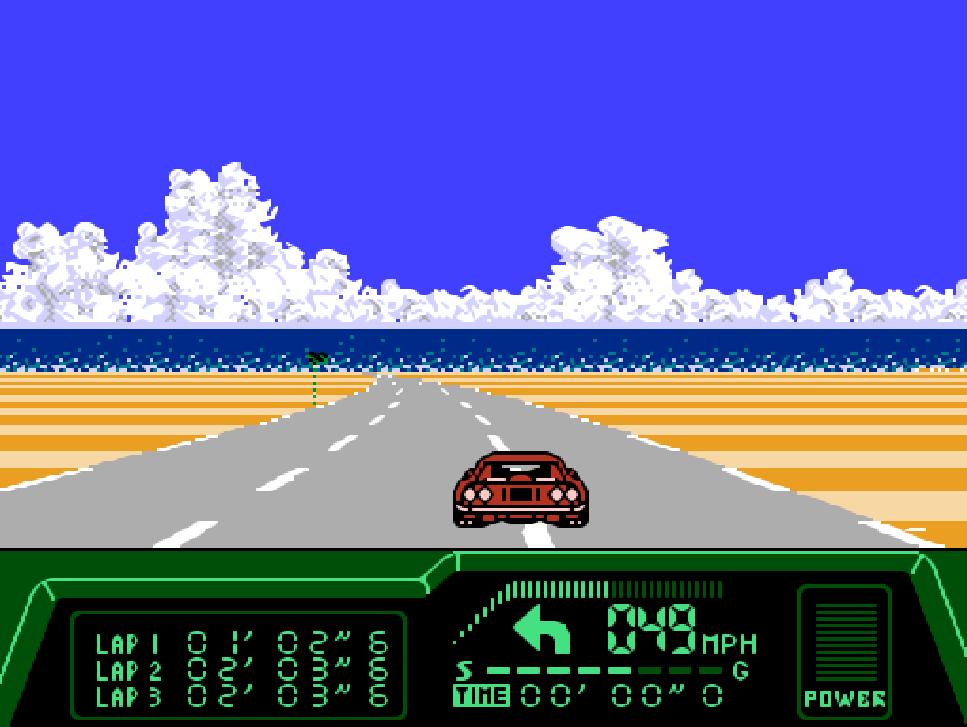 Rad Racer II