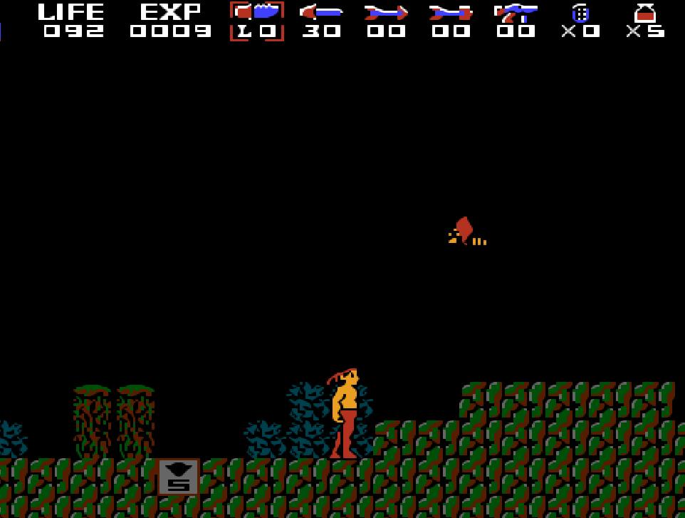 Game NES phần 15 Rambo