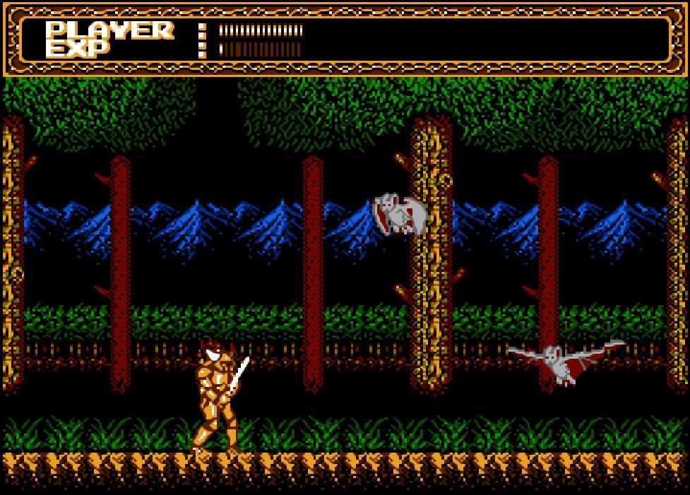Sword Master trong bài tổng hợp game NES phần 17