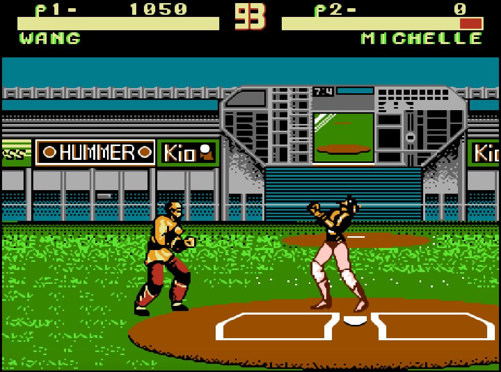 Game NES phần 18 Tekken 2