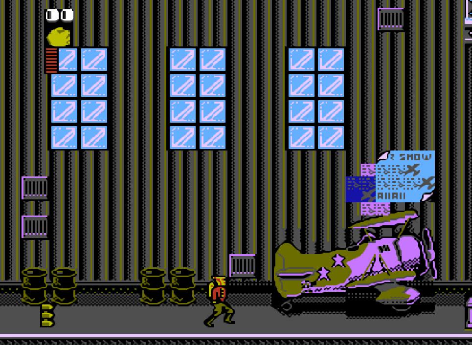Game NES phần 15 Rocketeer