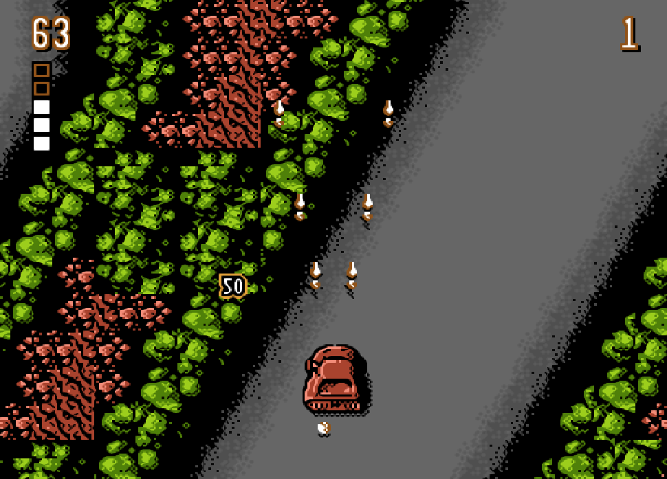 game NES Ultimate Stuntman