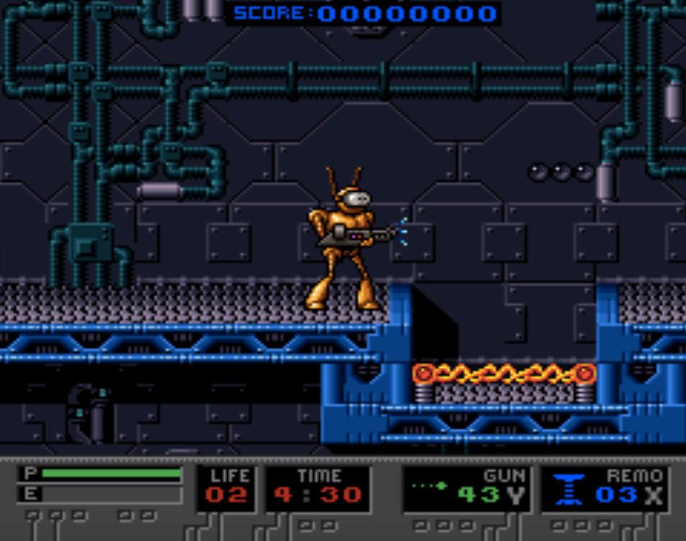 game SNES hay phần 3 B.O.B