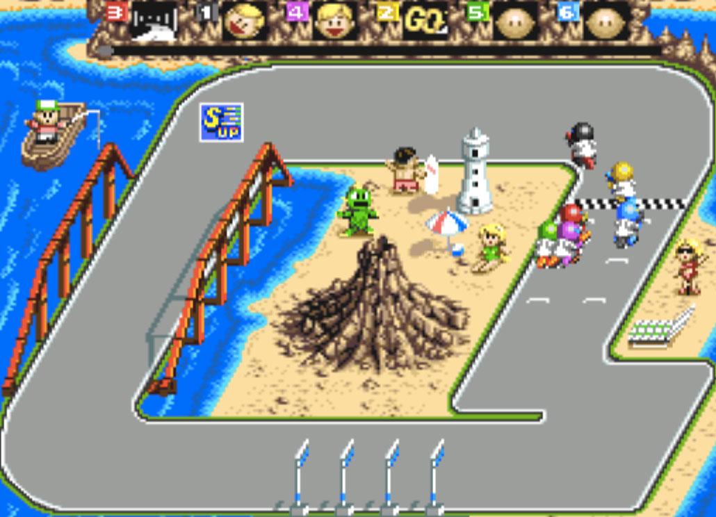 game SNES hay phần 3 Battle Cross