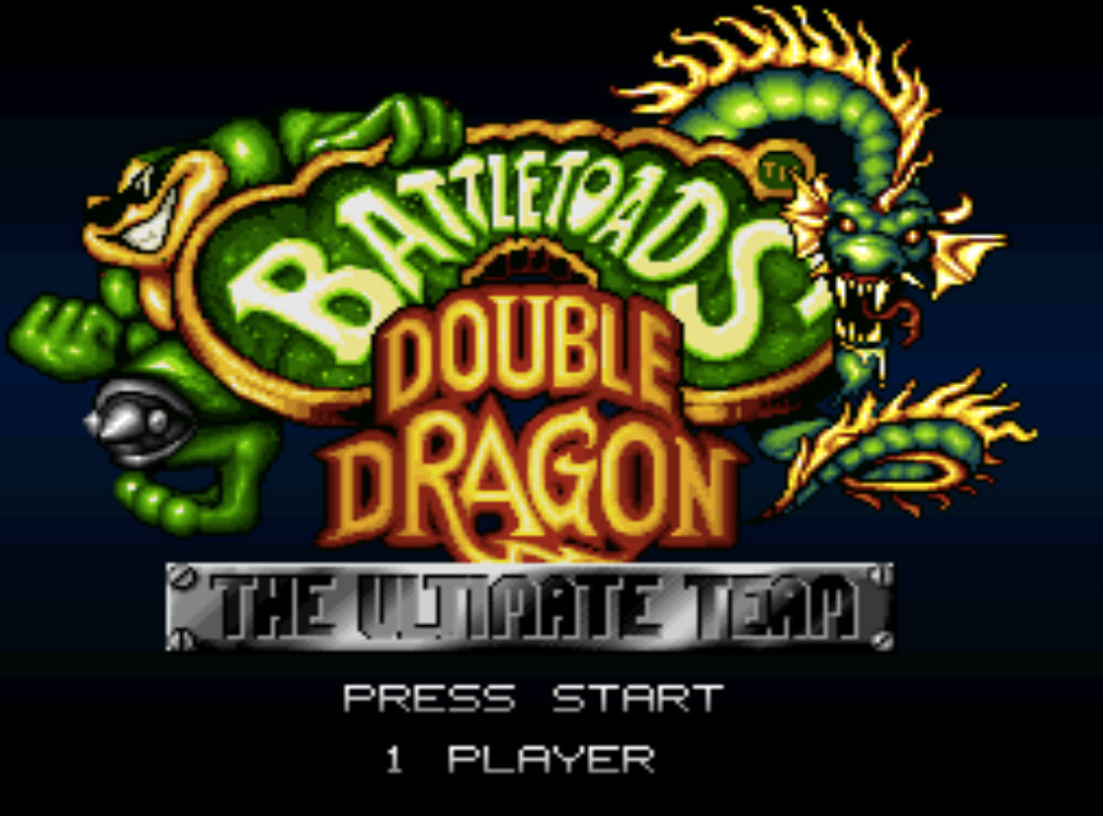 Battletoads & Double Dragon - The Ultimate Team