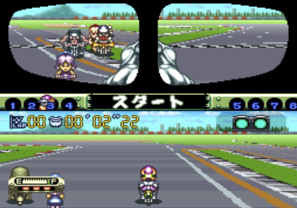Bike Daisuki! Hashiriya Kon - Rider's Spirits
