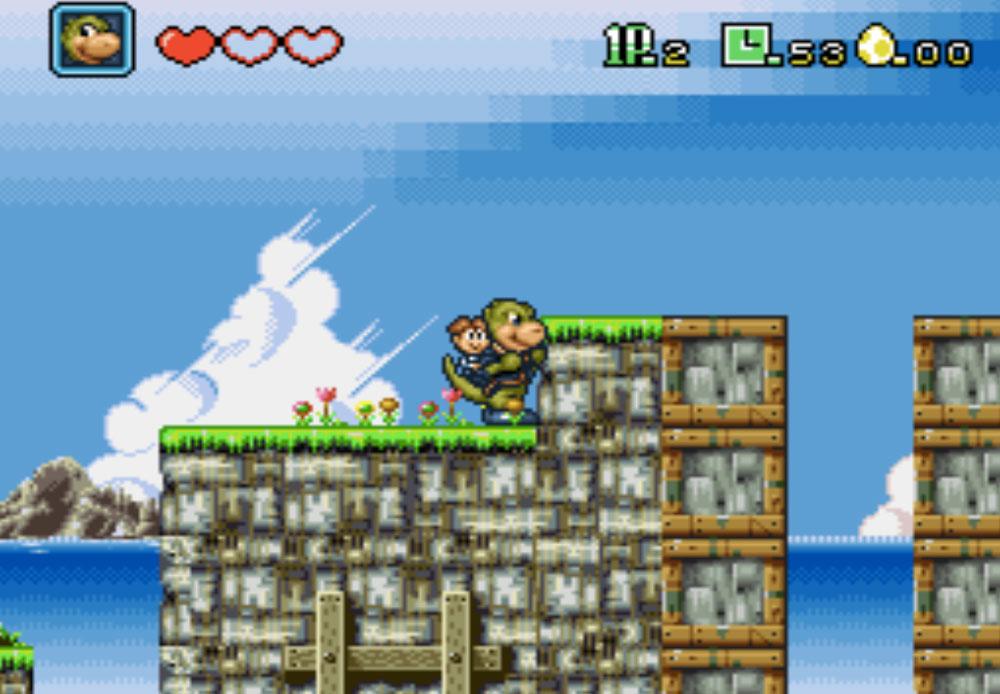 game snes hay phần 7 Dino City