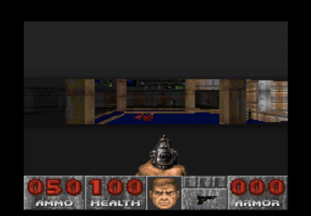 game SNES hay phần 8 Doom