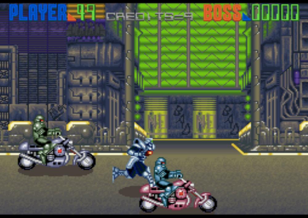 Edono Kiba game snes hay phần 9