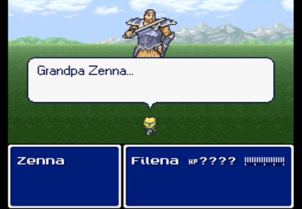 Eternal Filena game snes hay phần 9