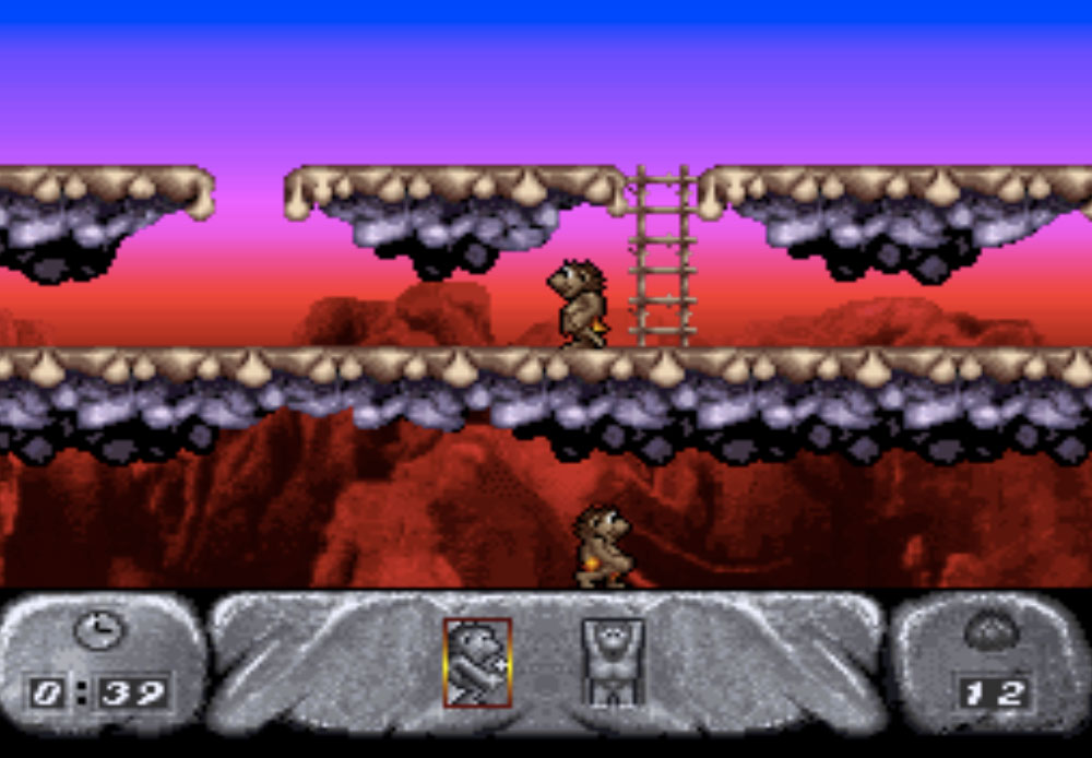 Humans game snes hay phần 14