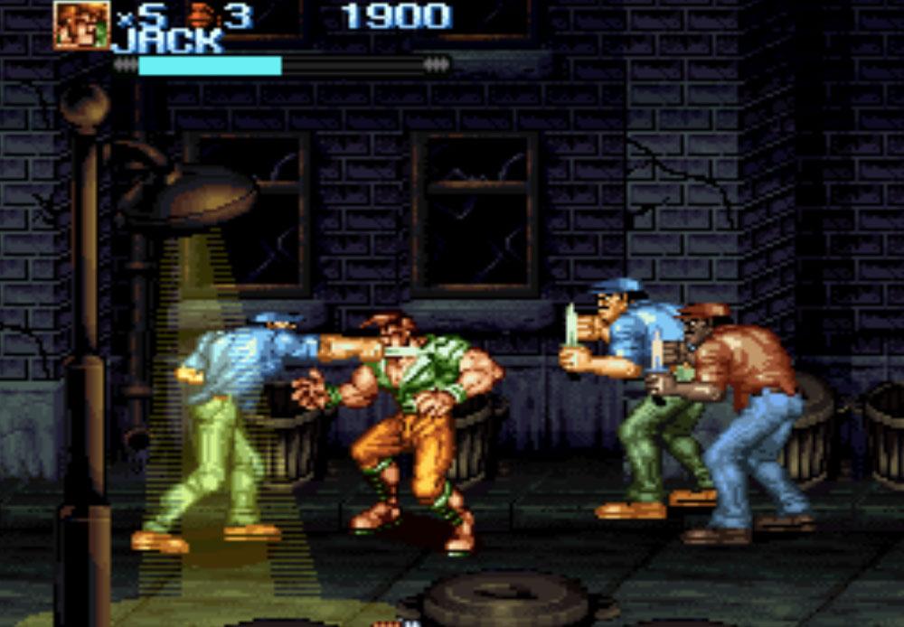 game snes hay phần 15 Iron Commando