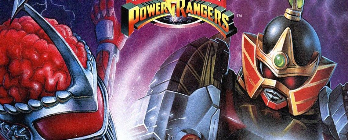 5 anh em siêu nhân - Mighty Morphin Power Rangers - The Fighting Edition