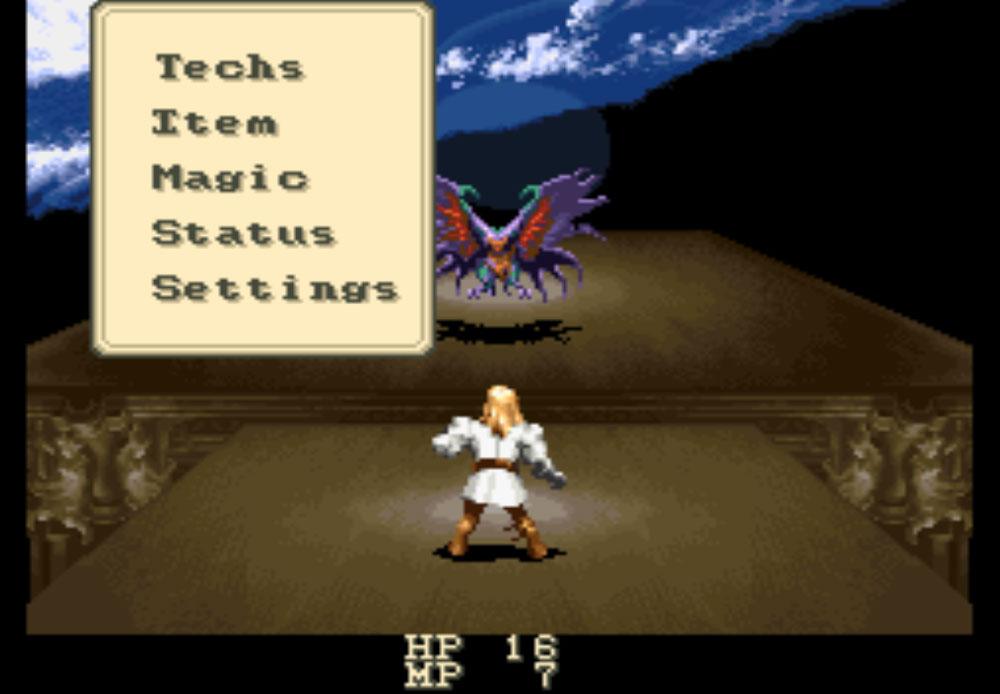 Mystic Ark game SNES hay phần 21