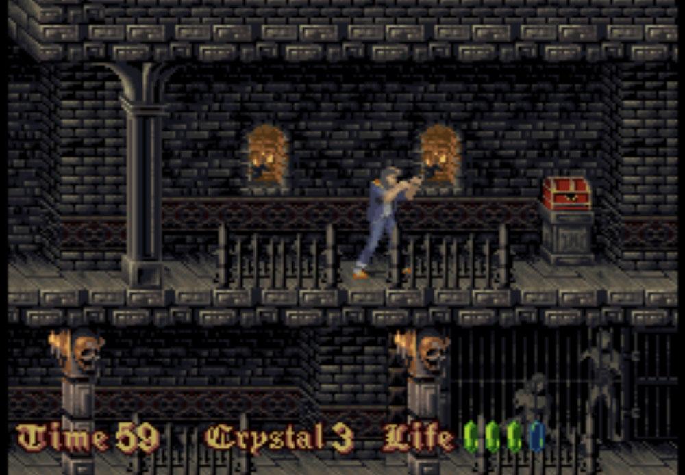 game SNES hay phần 22 Nosferatu