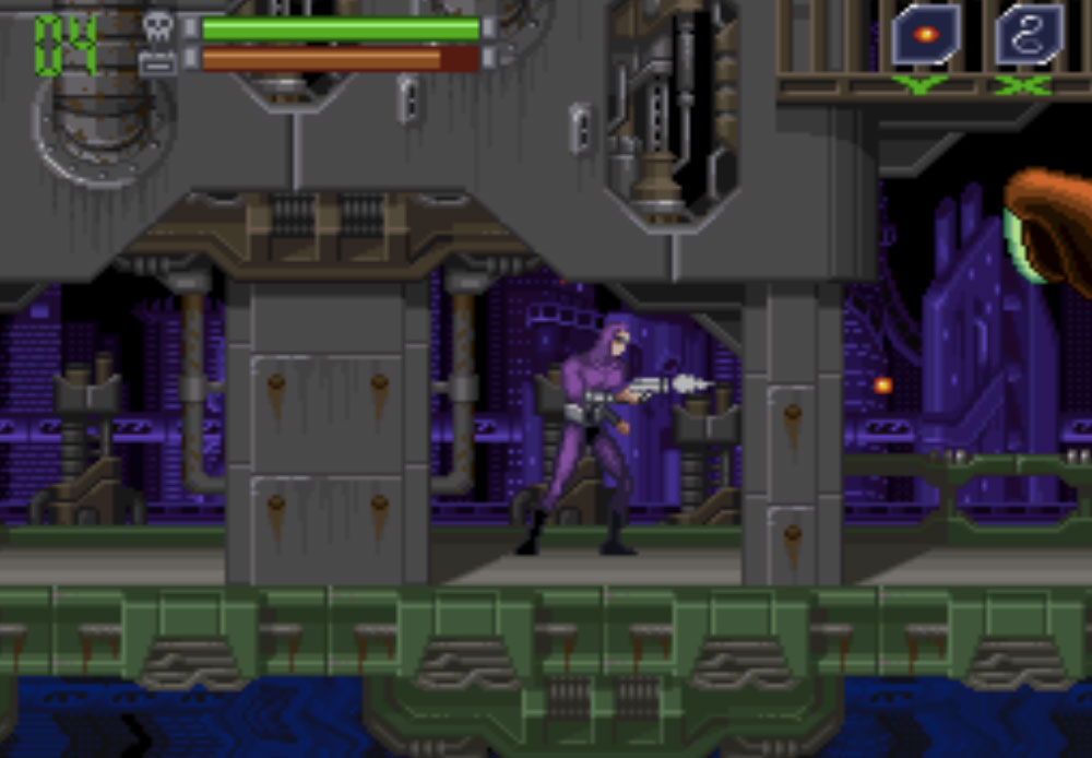 game SNES hay phần 23 Phantom 2040