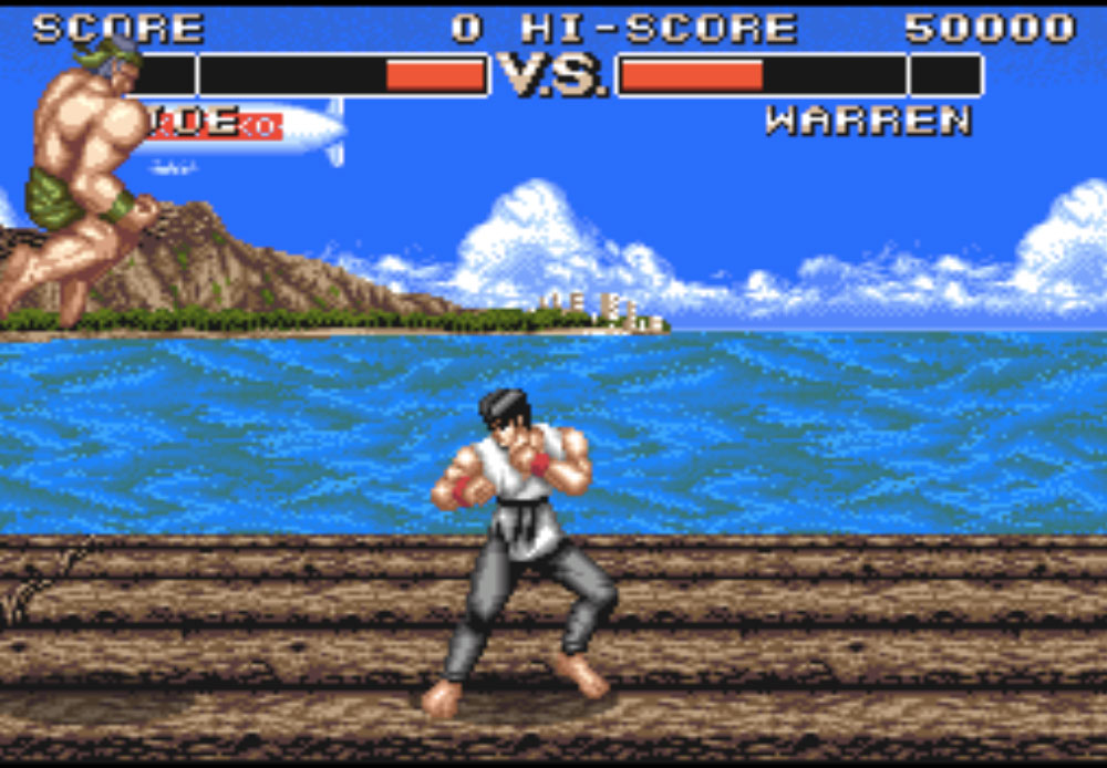 Power Moves game SNES hay phần 24