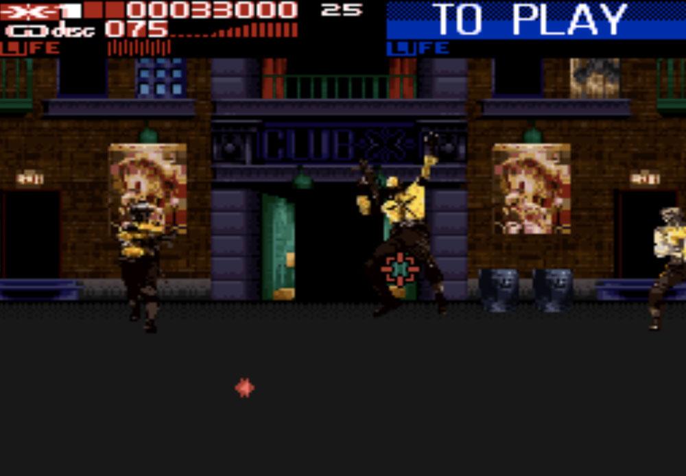 Revolution X game SNES hay phần 25