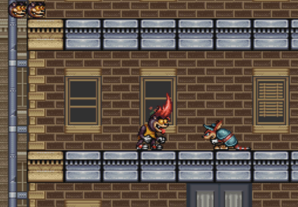 Rocky Rodent game SNES hay phần 25