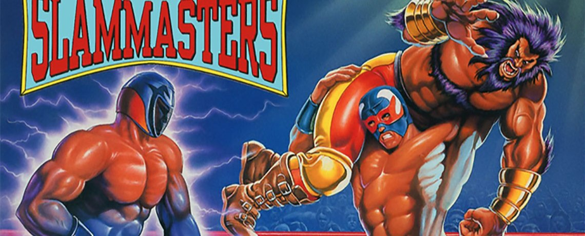 Saturday Night Slam Masters SNES game
