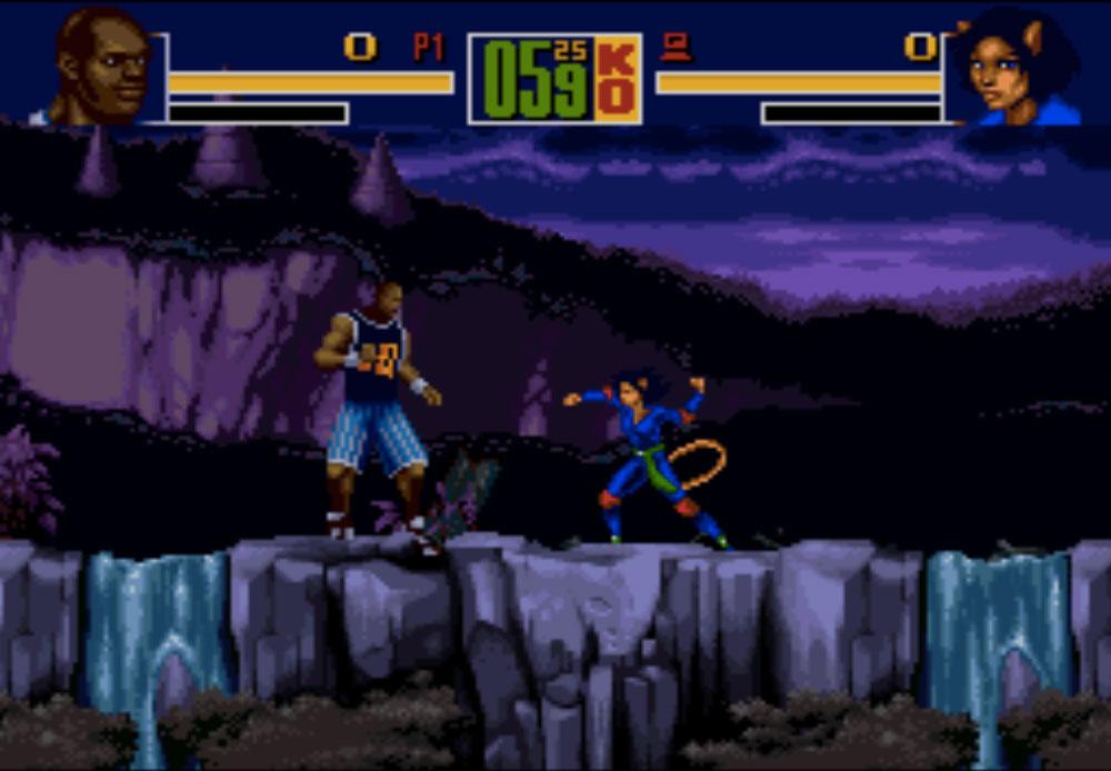 Shaq Fu game SNES hay phần 26