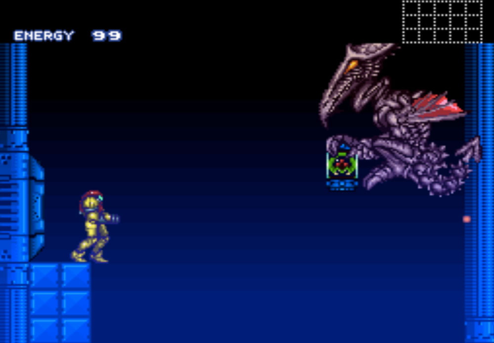 game SNES hay phần 30 Super Metroid