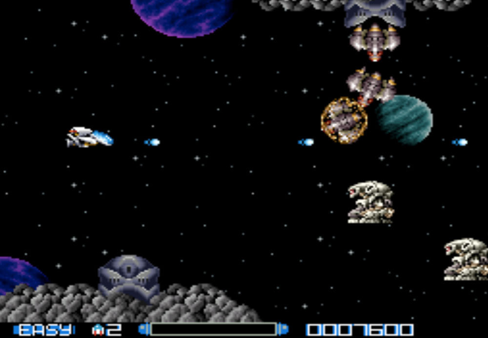 Super R-Type game SNES hay phần 30