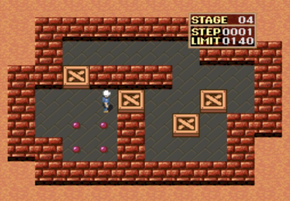 Super Soukoban game SNES hay phần 31