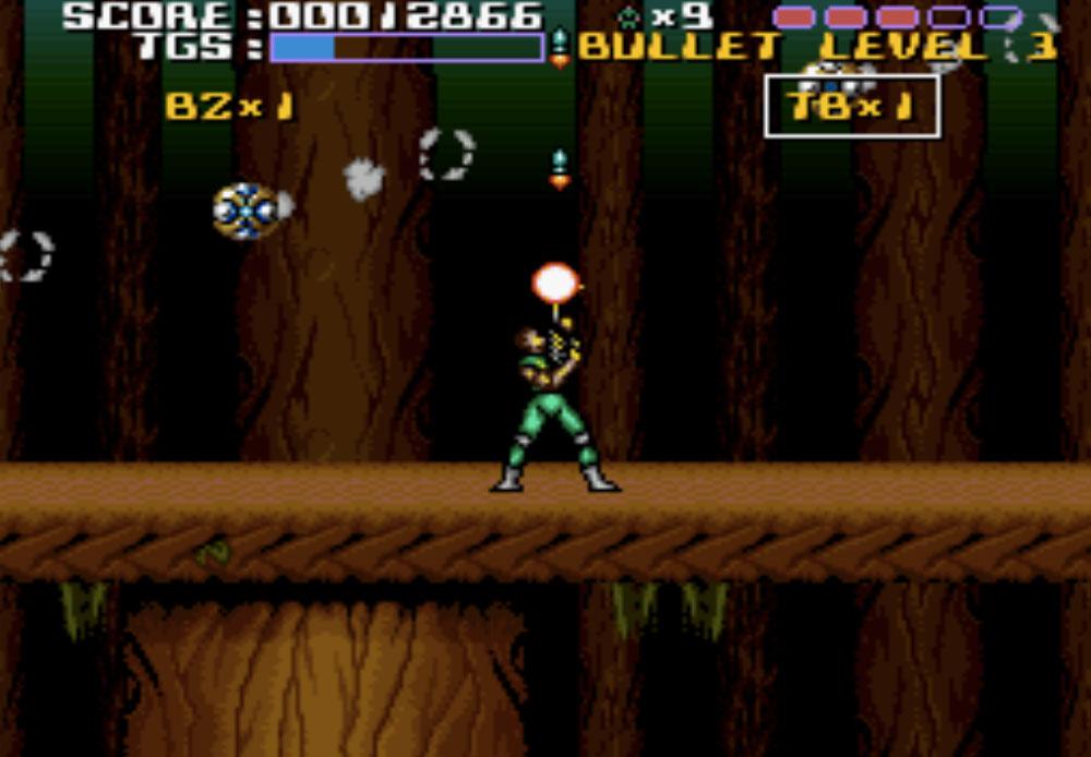 TimeSlip game SNES hay phần 32